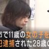 高橋茂 顔画像!11歳女児を誘拐し逮捕!PASMOで家バレ。職業や犯行理由は?