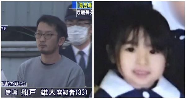 船戸雄大 顔画像!5歳連れ子殴り死亡。嫁や出身、生い立ちは?…東京都目黒区虐待