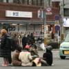 【動画あり】犯人 顔画像は?京大前交差点でこたつ、京大生の若い男女4人?韋駄天コタツ?京都市百万通