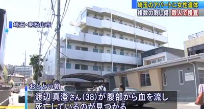 市 殺人 事件 東松山